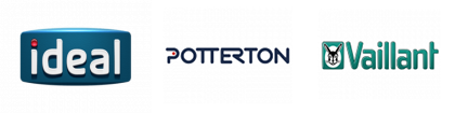 Ideal Potterton and Vaillant Logos