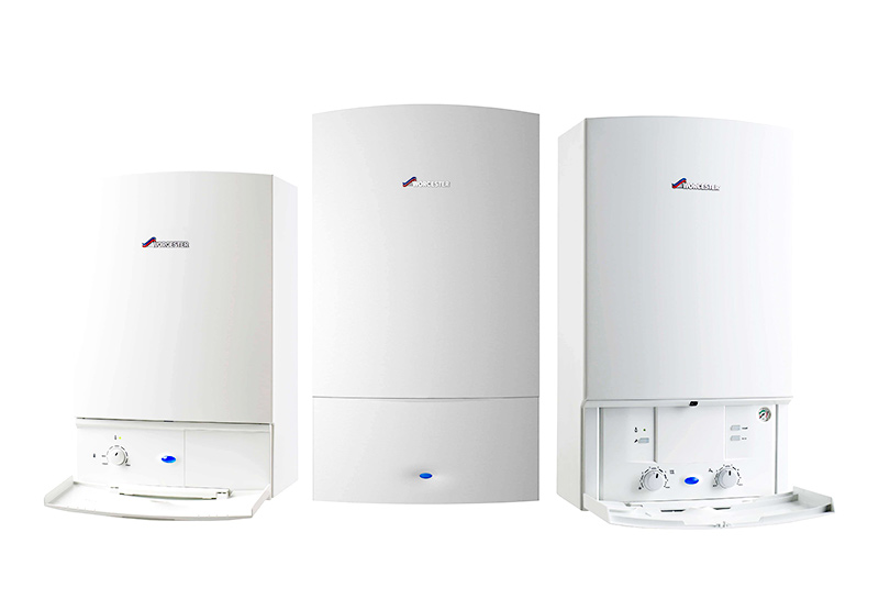 New Gas Boilers